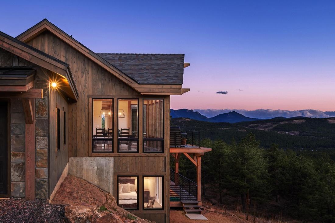 Caribou Ridge Home Image Architectural Design