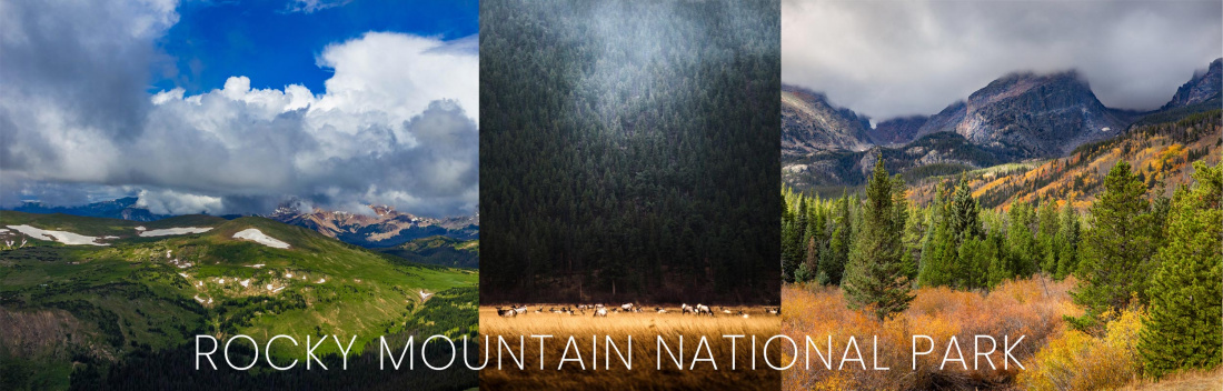 Caribou Ridge Lifestyle Location Rocky Mountain NP