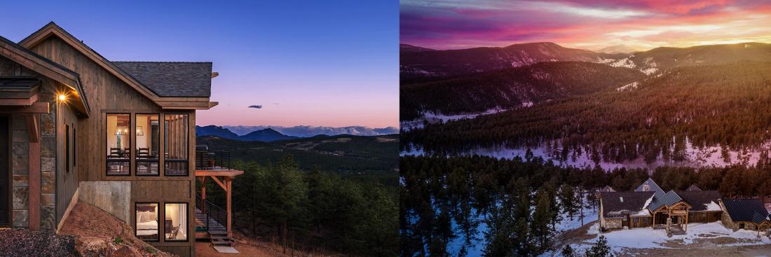 Caribou Ridge Homepage Main Images