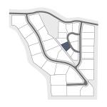 Caribou Ridge Mini Key Map 11JC