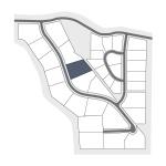 Caribou Ridge Mini Key Map 18RV