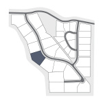 Caribou Ridge Mini Key Map 19RV