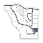 Caribou Ridge Mini Key Map 2RV