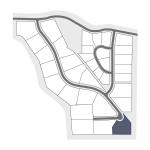 Caribou Ridge Mini Key Map 3RV
