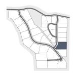 Caribou Ridge Mini Key Map 4CR
