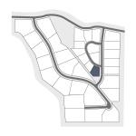 Caribou Ridge Mini Key Map 7JC