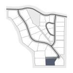 Caribou Ridge Mini Key Map 5RV