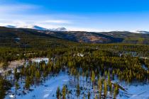 Aerial Northwest View