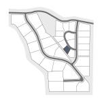 Caribou Ridge Mini Key Map 9JC