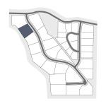 Caribou Ridge Mini Key Map 25RV