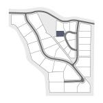 Caribou Ridge Mini Key Map 15JC