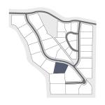 Caribou Ridge Mini Key Map 15RV