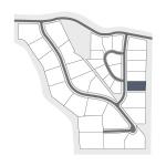 Caribou Ridge Mini Key Map 6CR